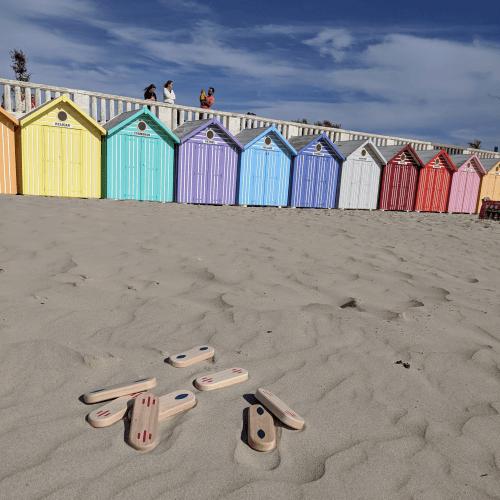 Activite de plage Jeu Pilto