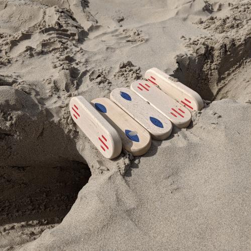 Activite de plage parcours