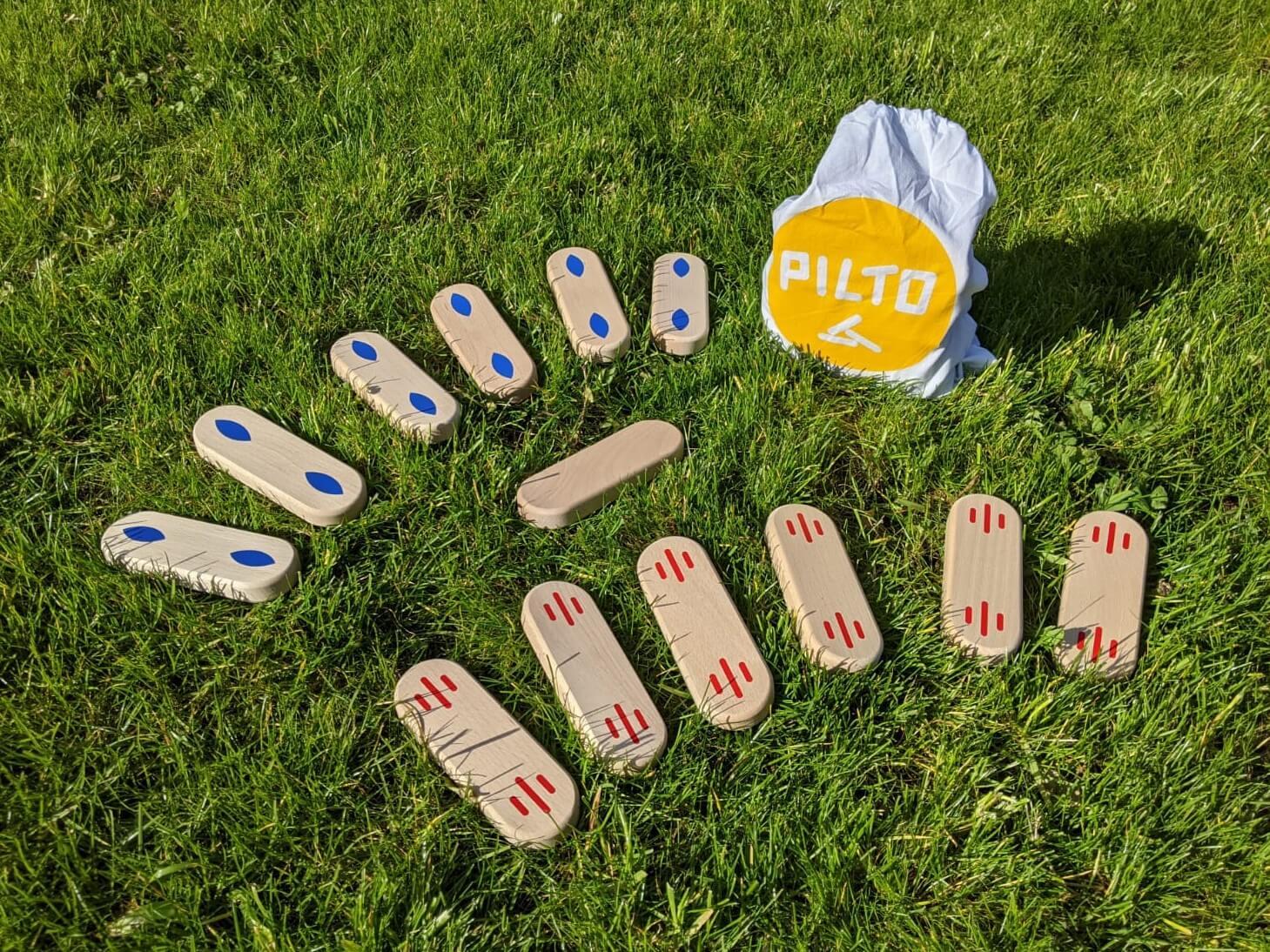 Idee jeux adulte Pilto bois