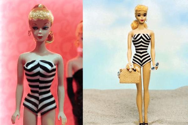 Barbie premiere poupee