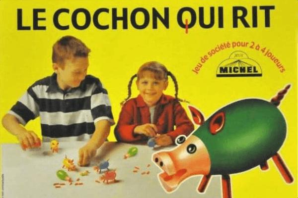 Jeu France cochon