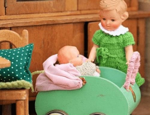 Les jeux et jouets de nos parents et grands-parents