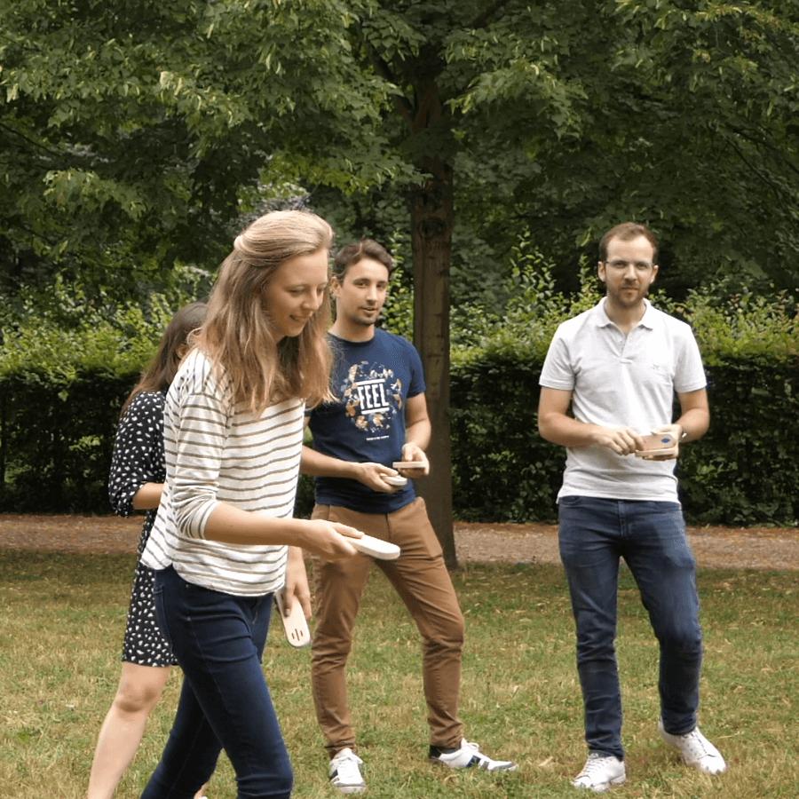Jeux adultes exterieur