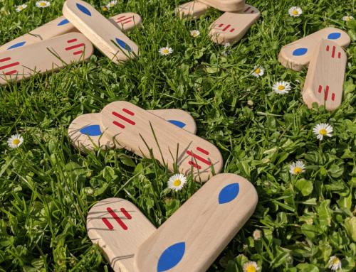 Packaging écoresponsable du jeu Pilto